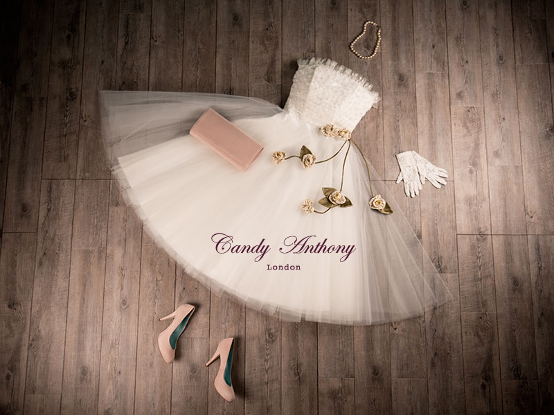 Candy Anthony Bridal