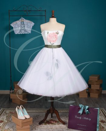 April Moon Dress