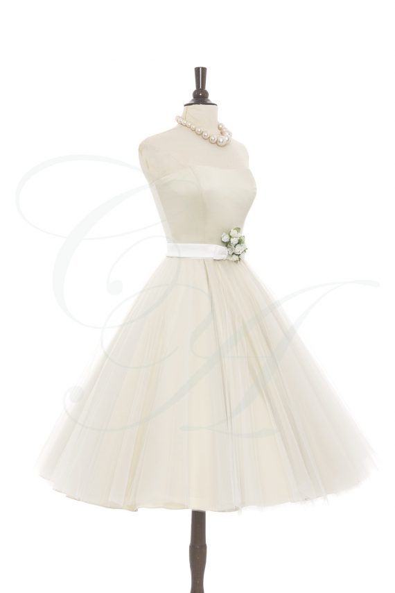 Dreamy Tulle Candy Anthony Dress