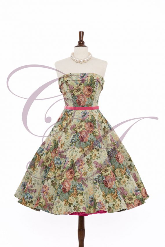 English Garden Special Occasion dress