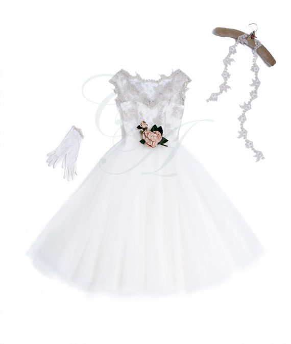 Candy Anthony Made to Order wedding dress