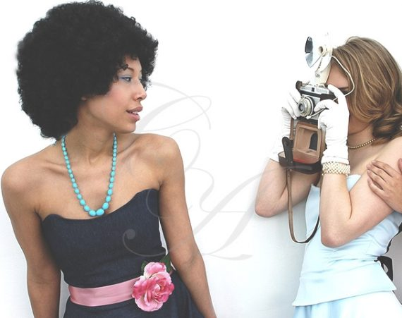 Sample Sale Dresses by Candy Anthony