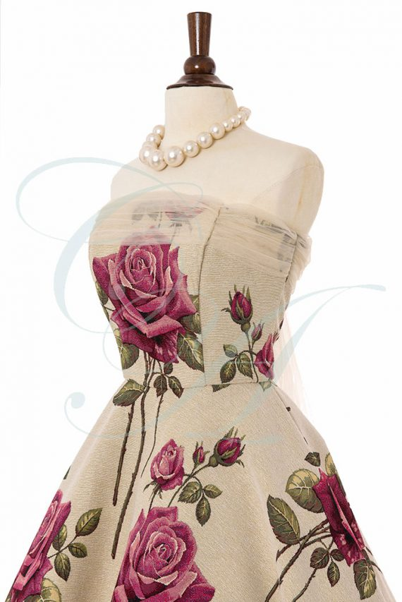 Ruby Rose Special Occasion Dress by Candy Anthony
