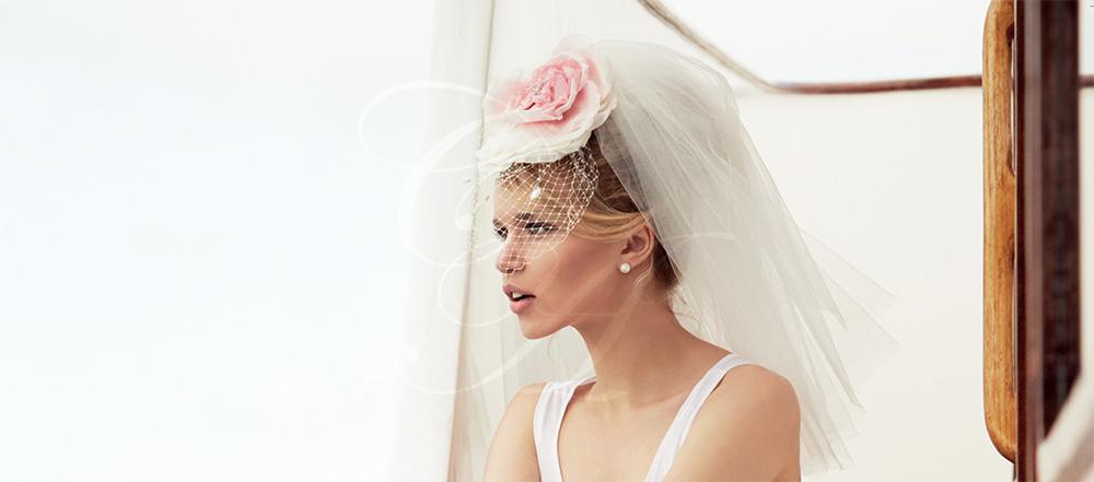 veil model web - Veils & Headwear